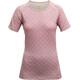 Devold Breeze Naiset Lyhythihainen paita , vaaleanpunainen